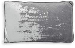 Thro Rectangular Metallic Pillow