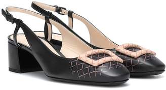 Bottega Veneta Leather pumps