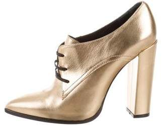 Golden Goose Pointed-Toe Booties