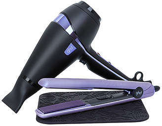 ghd Nocturne Collection Air Professional Hair Dryer & 1 Styler Gift Set