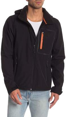 Gerry Hooded Soft Shell Jacket