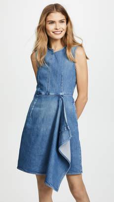 Stella McCartney Ciara Denim Mini Dress