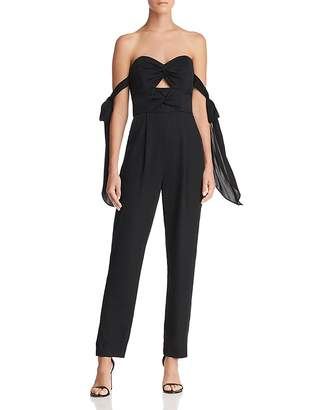 Milly Remy Sweetheart Jumpsuit
