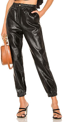 Fly London Divine Heritage Front Faux Leather Pant
