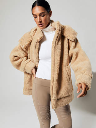 Alo Yoga Norte Sherpa Coat