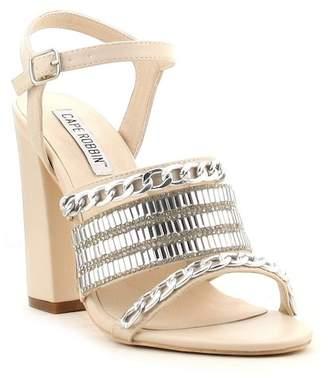Cape Robbin Ekko Block Heel Sandal