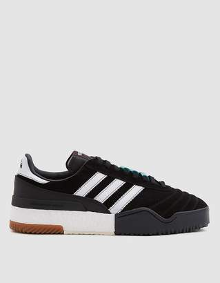 Alexander Wang Adidas X AW BBall Soccer Sneaker in Black