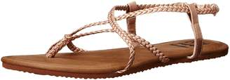 Billabong Women's Crossing Over Flat Sandal