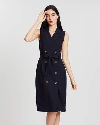 Dorothy Perkins Pencil Trench Dress