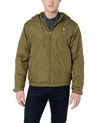 U.S. Polo Assn. Men's Reversible Jacket with Hood