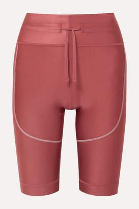 Nike City Ready Reflective Stretch Shorts - Pink