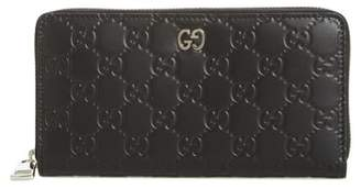 Gucci Dorian Leather Wallet