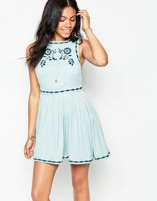 Free People Birds Of Feather Dress $78 thestylecure.com