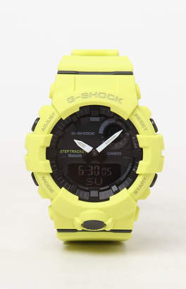 G-Shock G Shock Ana-Digi Resin Steptracker Watch