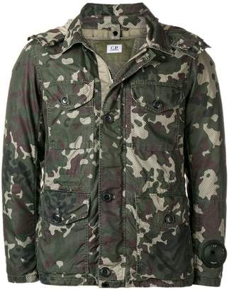 C.P. Company Goggle Watchviewer Mille jacket