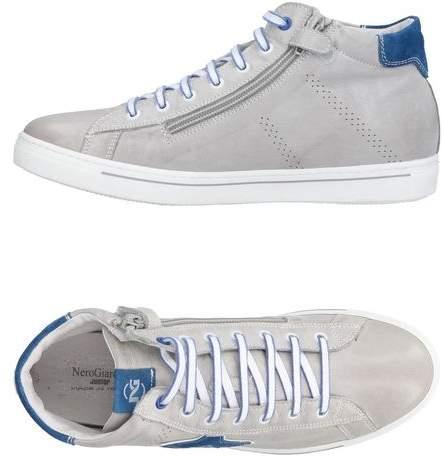 NERO GIARDINI JUNIOR High-tops & sneakers
