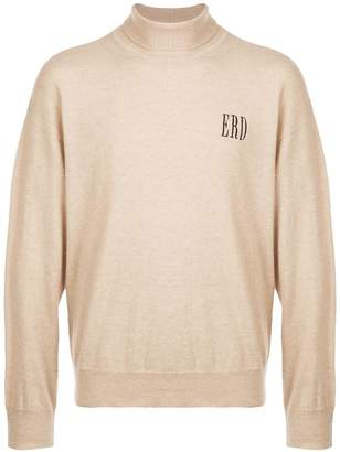 Enfants Riches Deprimes logo roll neck jumper