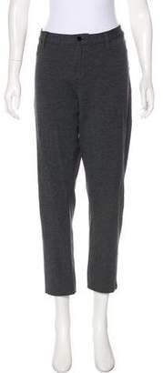 Calvin Klein Jeans Mid-Rise Straight-Leg Pants