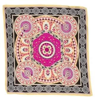Etro Multicolor Printed Scarf