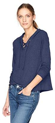 Olive + Oak Olive & Oak Women's Landon Hooded Pullover Top