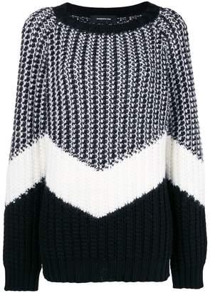 Barbara Bui striped jumper