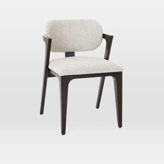 west elm Adam Court Upholstered Dining Chair