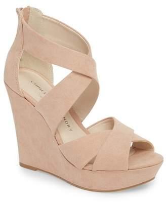 Chinese Laundry Milani Platform Wedge Sandal (Women)