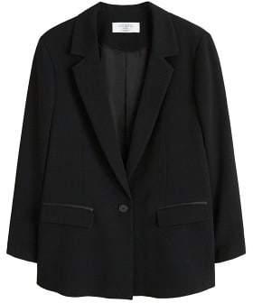 MANGO Violeta BY Flowy suit blazer