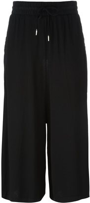 Diesel drawstring culottes $174.17 thestylecure.com