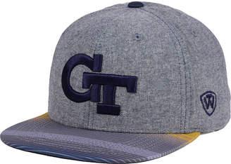 Top of the World Georgia Tech Yellow Jackets Tarnesh Snapback Cap