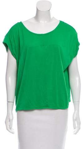Marc by Marc Jacobs Sleeveless Bow-Acceneted Top