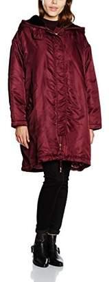 Jet Set TEN117 Women's Parka Olivia Coat,12