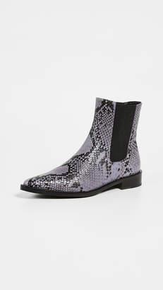 Freda Salvador Joan Pointed Toe Chelsea Boots