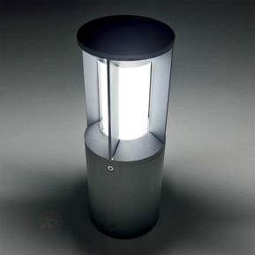 Universelle LED-Sockelleuchte Pilos