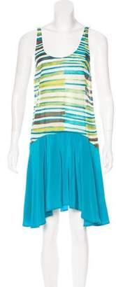 Thakoon Printed Mini Dress