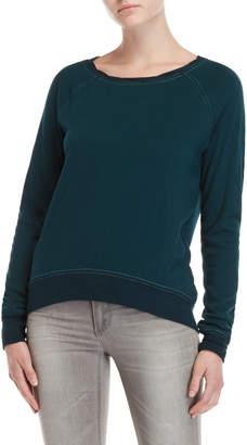 Pam & Gela Annie Back Zip Sweatshirt