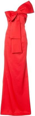 Sachin + Babi Emmeline gown