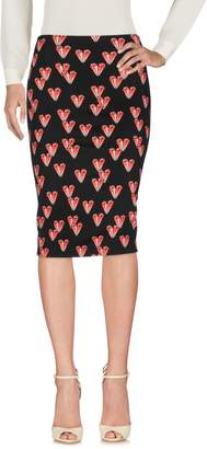 Pinko Knee length skirts - Item 35355746SP