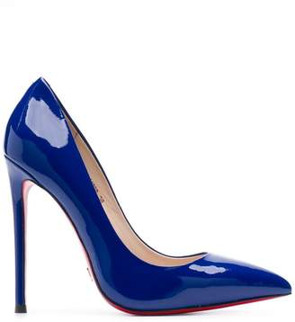 Gianni Renzi pointed toe pumps