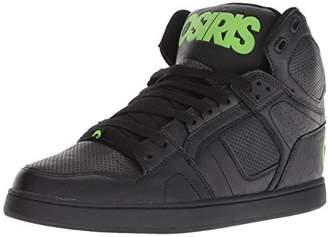 4a36f43dc7 Osiris Men's NYC 83 CLK Skate Shoe Green/Black, ...