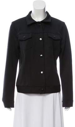 J Brand Odyssey Long Sleeve Jacket
