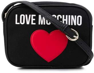 Love Moschino love heart shoulder bag