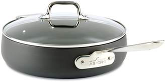 All-Clad 4-Quart Hard Anodized Aluminum Nonstick Saute Pan