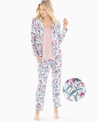 Cool Nights 3 Piece Pajama Set