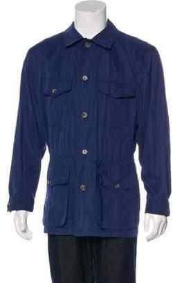 Paul Stuart Microfiber Field Jacket