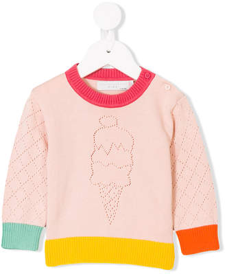 Stella McCartney ice-cream jumper