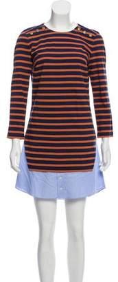 Veronica Beard Charter Combo Dress w/ Tags