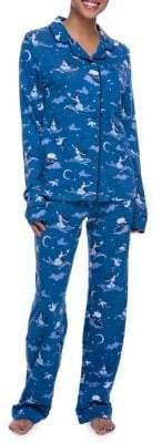 Munki Munki Mommy & Me Pajamas Women's Jasmine Pajamas Set