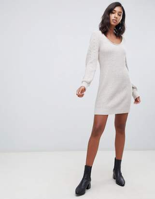 Abercrombie & Fitch knitted jumper dress