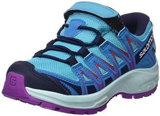 Salomon Unisex Kids Xa Pro 3D CSWP J Trail Running Shoes,(27 EU)